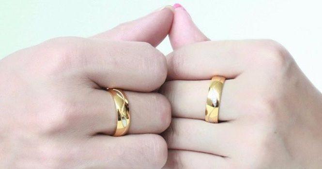 Nemesacél karikagyűrűk